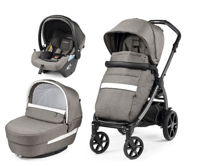 Trio Book Lounge Modular Peg perego