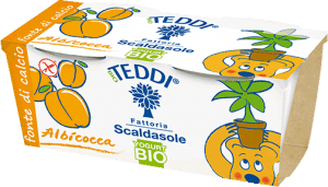 Teddi Bio Yogurt Biologico all'Albicocca